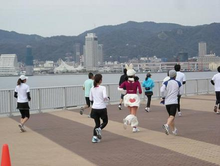 マラソン大会 しおさい公園.JPG
