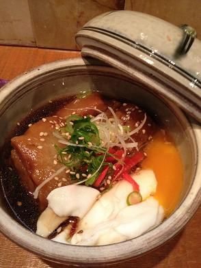 お魚だいにんぐ くにや 豚角煮(ラフテー).JPG