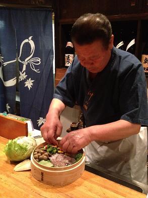 かねも三宮店 料理人3.JPG