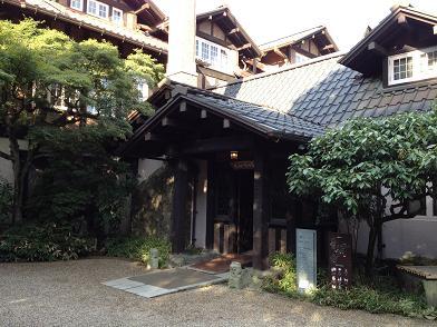 アサヒビール大山崎 玄関.JPG