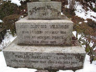 ウイルキンソン 墓地.JPG