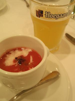 グロワール 本日のスープ.JPG
