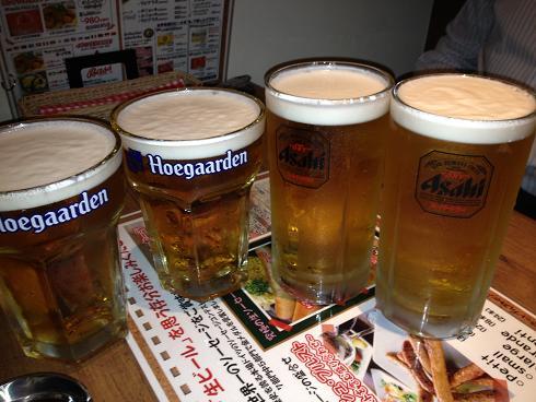 ブラートブルスト 生ビール.JPG