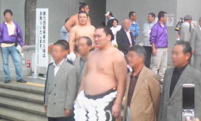大相撲巡業~尼崎場所~
