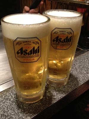 和 アサヒスーパードライ生ビール.jpg