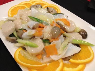和 海鮮と野菜の塩あんかけ炒め.jpg