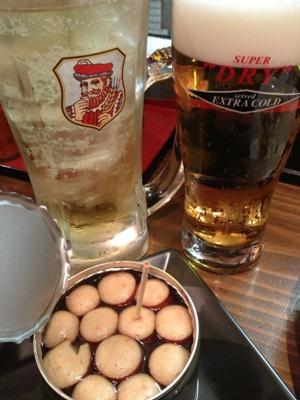 姫路スタンド酒場 みきや ウインナー缶詰.jpg