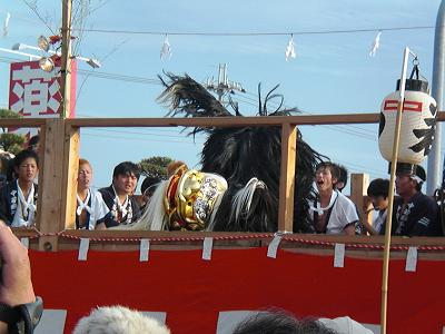 播磨祭り 寝 獅子.JPG