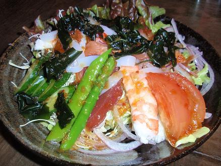御用 海鮮サラダ.JPG