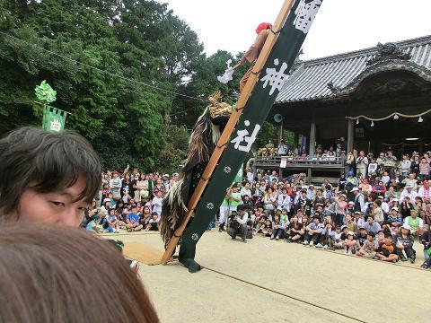 播州まつり 梯子獅子 2.JPG