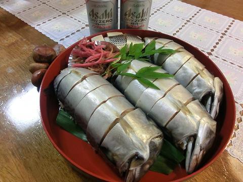 播州まつり 鯖寿司.JPG