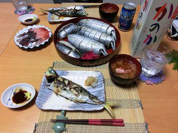 播州祭り 鯖寿司1.JPG