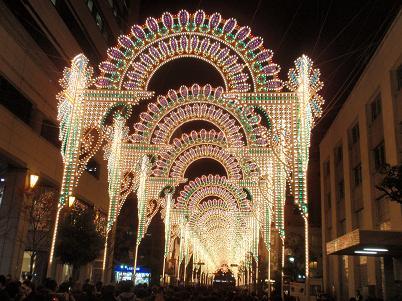 神戸ルミナリエ2010年 2.JPG