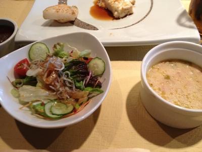 神楽垂水店 野菜&スープ.jpg