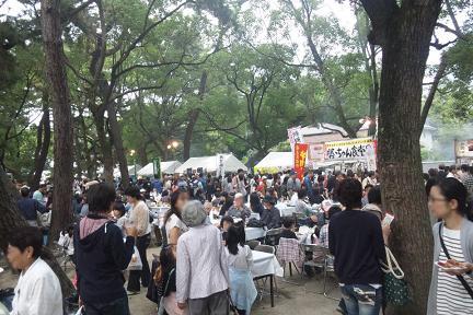 西宮酒ぐら ルネサンスと食フェア(昨年).jpg