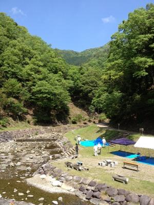 遠阪アサヒの森づくり バーベキュー場.jpg