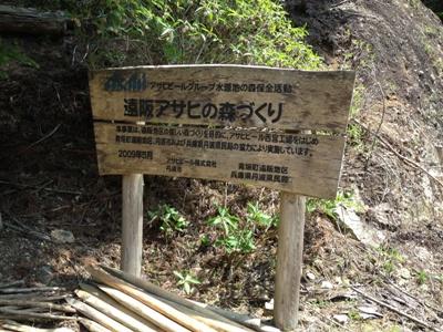 遠阪アサヒの森づくり 看板.jpg