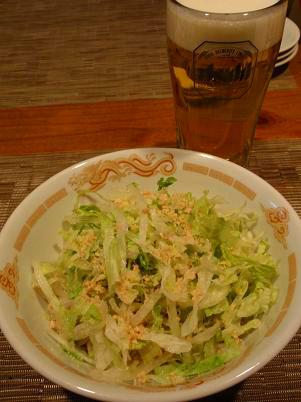 長江 汁なし坦々麺.JPG