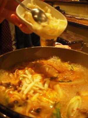 韓国料理 雑菜様 チゲ.JPG