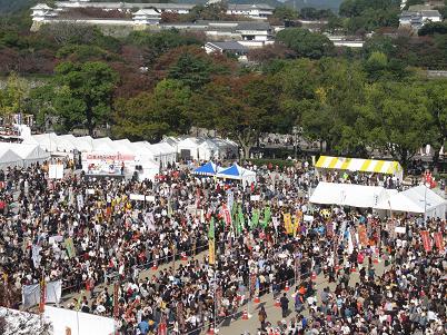 B-1グランプリ2011 人混み2.JPG