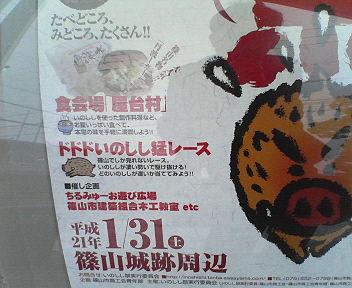 兵庫イベント情報 丹波篠山いのしし祭02.jpg