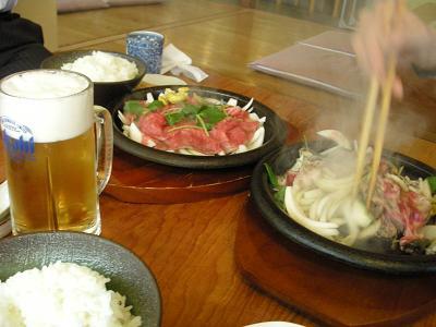 鉄板 あわび牛丼.JPG
